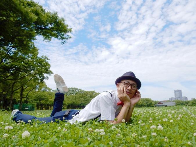 大阪城西の丸庭園 (4)