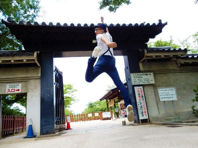 大阪城西の丸庭園 (2)