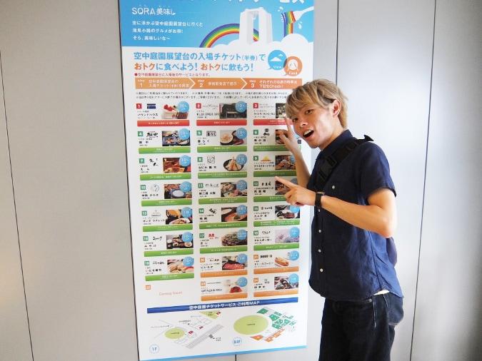 梅田スカイビル 空中庭園(30)