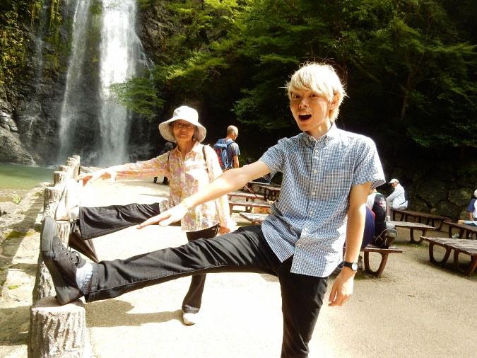 箕面の滝 (29)