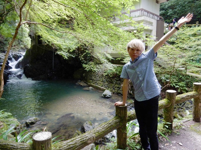 箕面の滝 (36)
