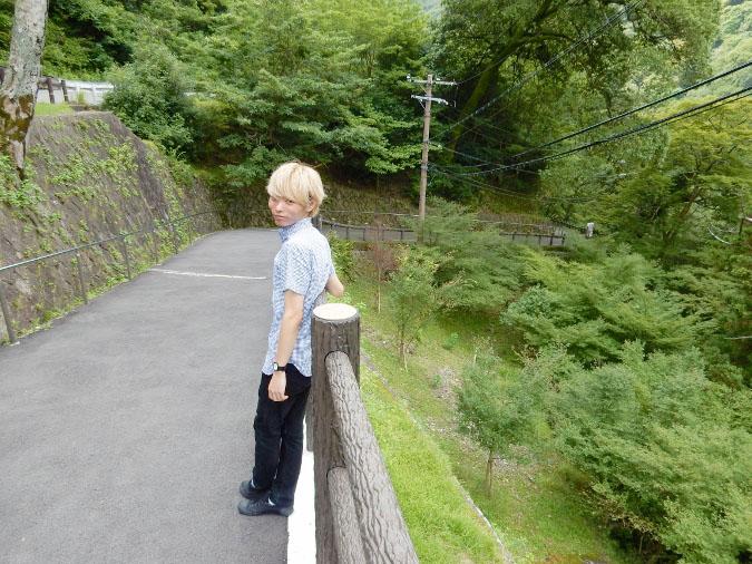 箕面の滝 (14)