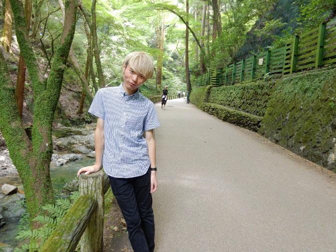 箕面の滝 (32)