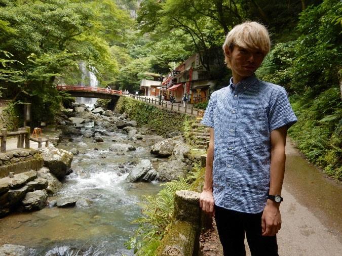 箕面の滝 (31)