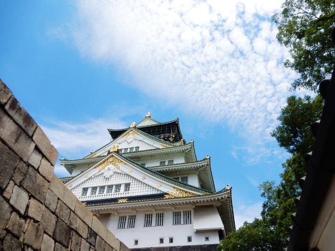 大阪城天守閣 (4)
