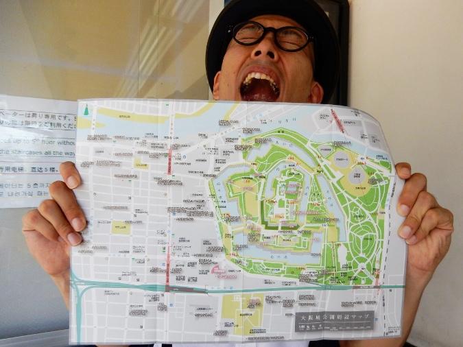 大阪城天守閣 (3)