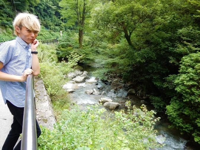 箕面の滝 (7)