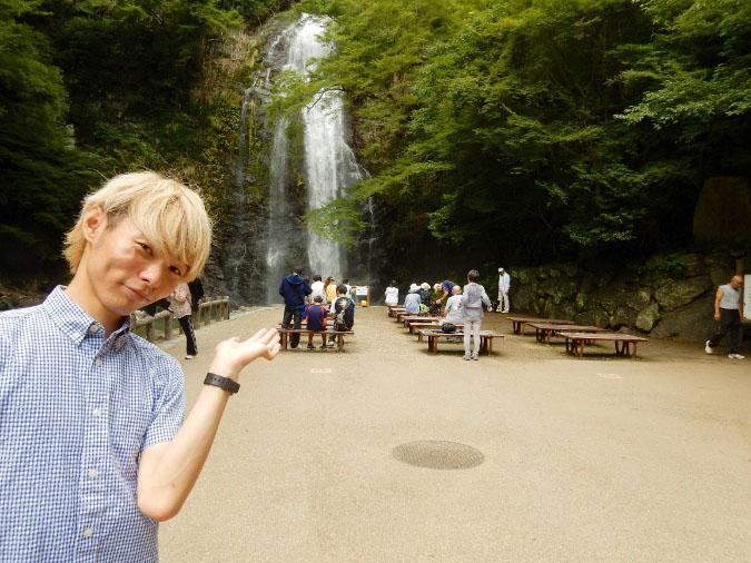 箕面の滝 (28)