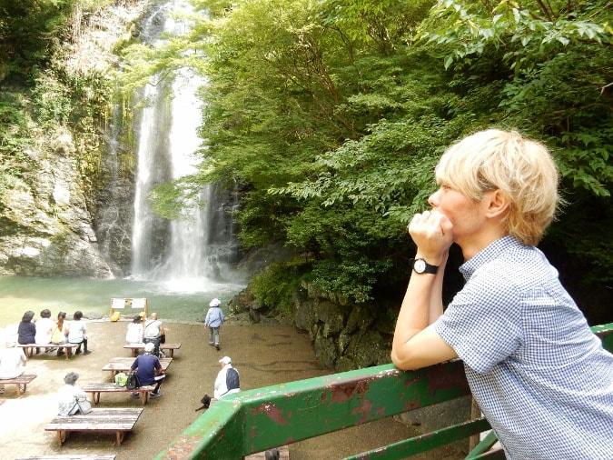 箕面の滝 (30)