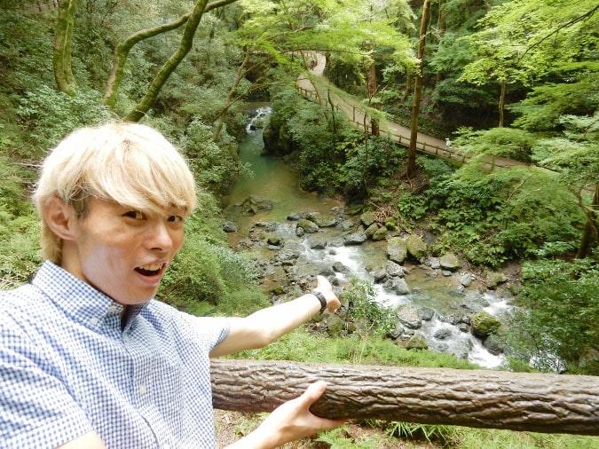 箕面の滝 (34)
