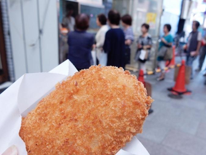 中村屋 コロッケ (9)
