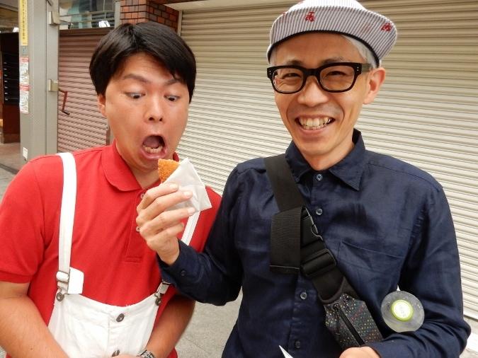 中村屋 コロッケ (15)