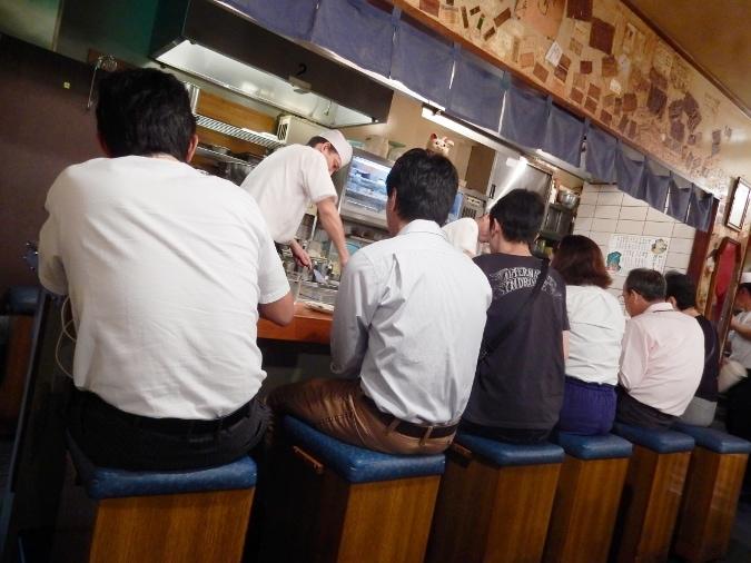 梅田スカイビル レストラン (9)