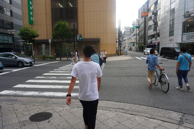 堀江カフェ