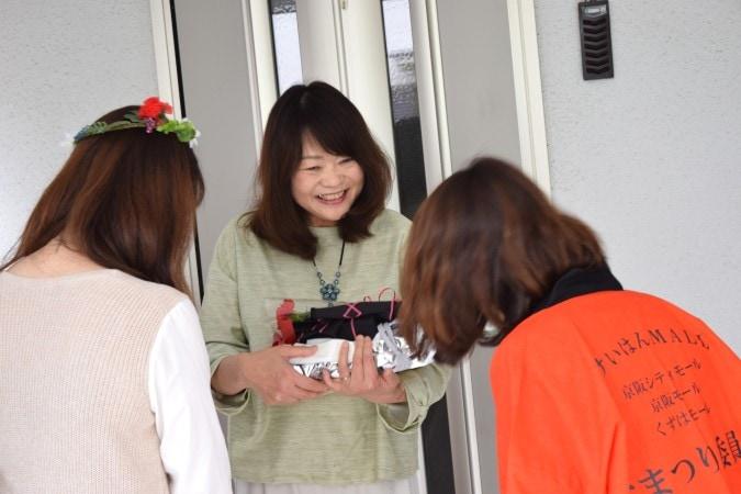 京阪 母の日 プレゼント