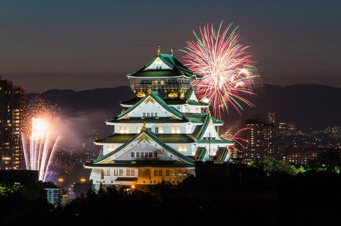 大阪 花火大会