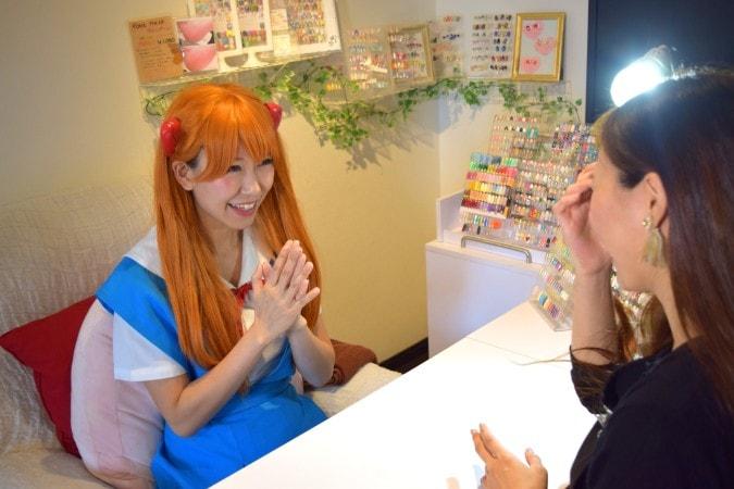 グランプリ受賞多数!今、大阪で話題の実力派マツエク&ネイルサロン!