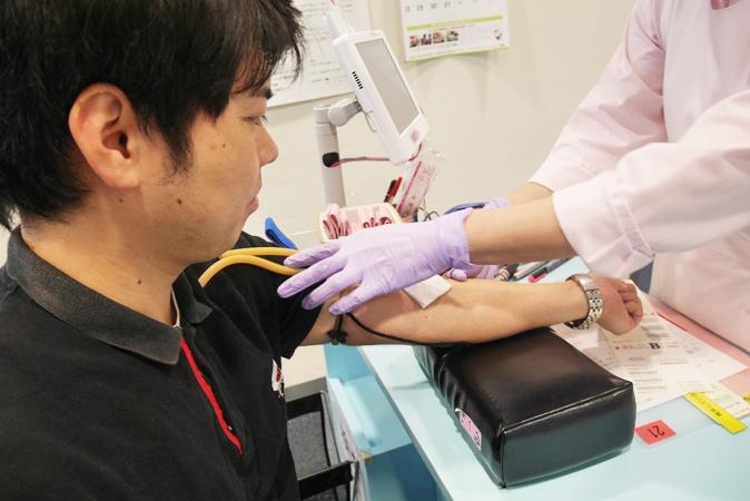 阪急グランド 献血 (25)