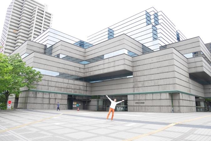 府立中央図書館 (5)
