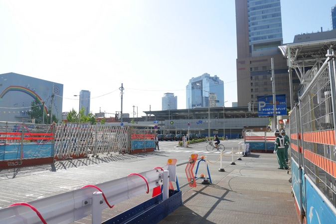 大阪駅 タクシー乗り場 (22)
