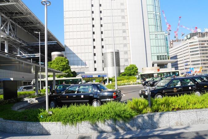 大阪駅 タクシー乗り場 (19)