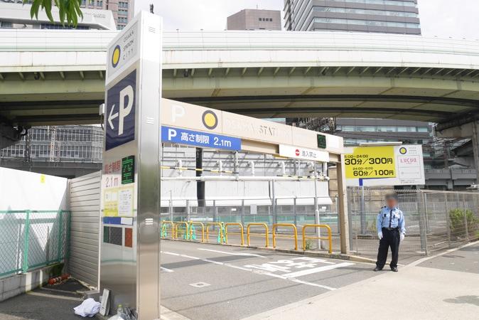 大阪ステーションシティ駐車場-(7)