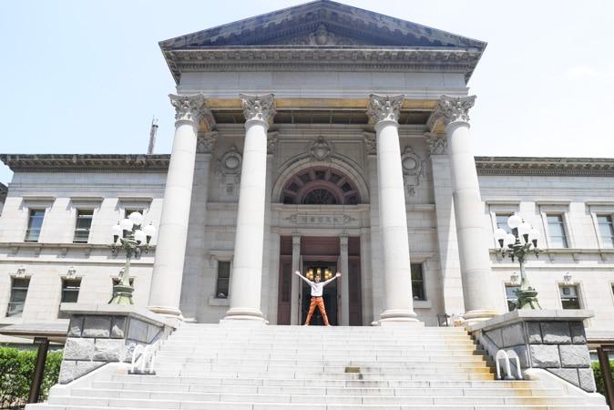 中之島図書館 (1)