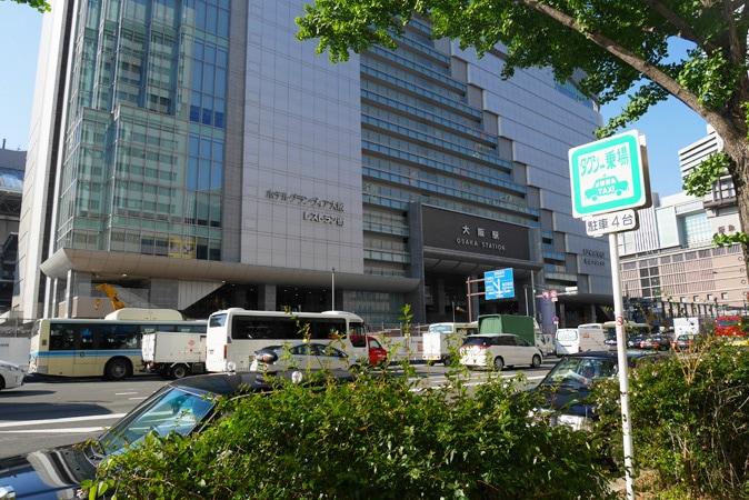 大阪駅 タクシー乗り場 (24)