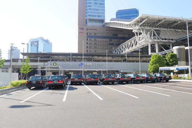 大阪駅 タクシー乗り場 (18)