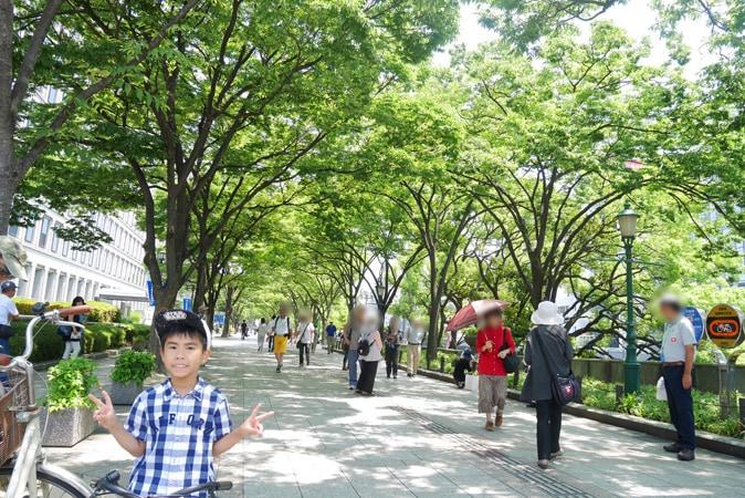 中之島公園-(2)