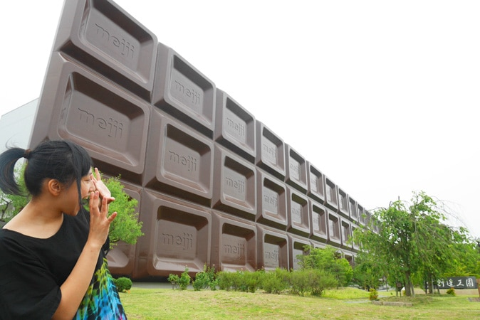 チョコレート工場-(72)