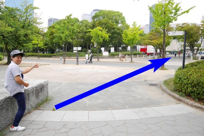大阪城ホール アクセス (19)
