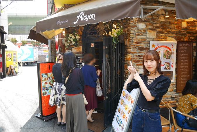 高橋さん なんばカフェ-(2)