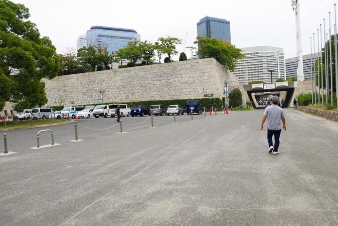 大阪城ホール アクセス (21)