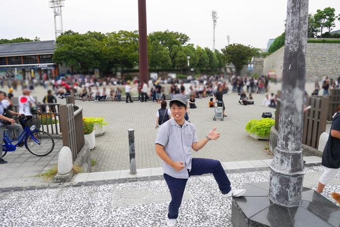 大阪城ホール アクセス (44)